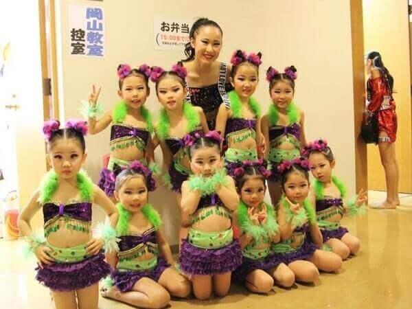 岡山新体操教室
