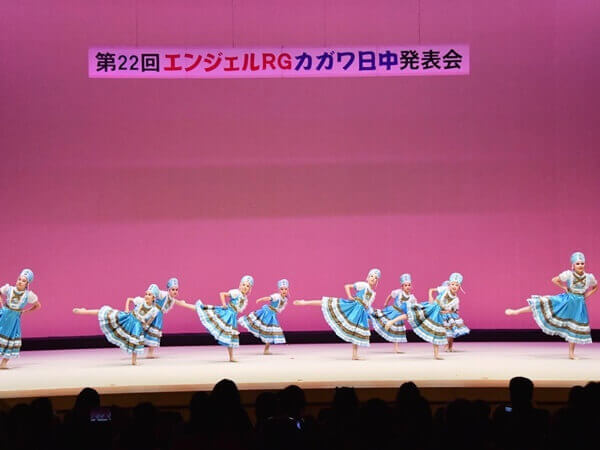 宇多津新体操クラブ